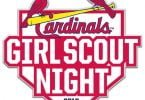 St Louis Cardinals Girl Scout Patch 4-24-2018