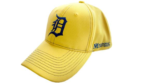 Detroit Tigers Madonna University Cap 8-21-2018