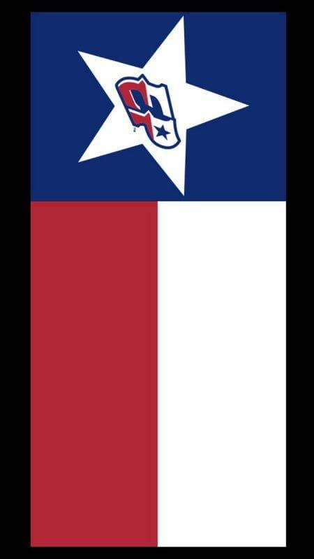 El Paso Chihuahuas TX Flag Beach Towel 8-1-2018