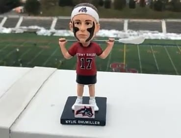 Stony Brook University - Kylie Ohmiller bobblehead