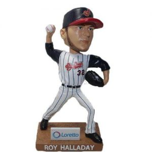 Syracuse Chiefs Roy Halladay Bobblehead 7-22-2017