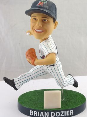 Fort Myers Miracle Brian Dozier Bobblehead