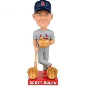 St Louis Cardinals Scott Rolen Bobblehead 6-5-2018