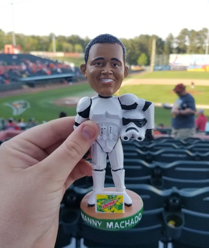May The 4th Be With You Minneapolis: Star Wars Promotional Stadium Giveaway Collection