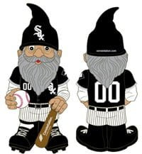WhiteSox070513 Gnome August 5, 2013 Chicago White Sox vs. New York Yankees Gnome