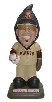 Giants082513 Gnome Aug 25 San Francisco Giants vs. Pittsburgh Pirates Gnome