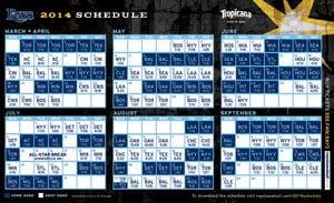 toronto blue jays schedule 2019 giveaways