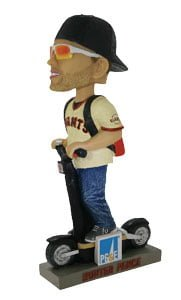 Giants Hunter Pence Bobblehead-4-9-2014