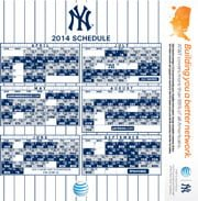 yankees promotional giveaway schedule 2019
