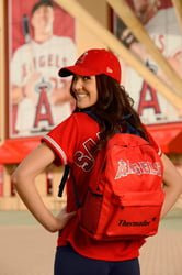 los angeles angles_ Backpack 4-29-14
