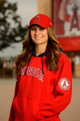 los angeles angles_ Hoodie 4-2-14