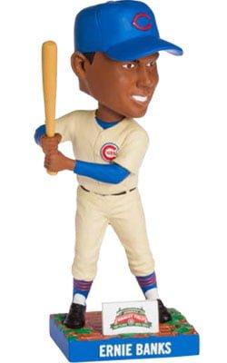 Chicago Cub_Ernie Banks Bobblehead_6202014