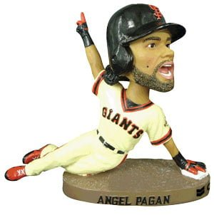 Gaints Angel Pagan Bobblehead  7-13-2014