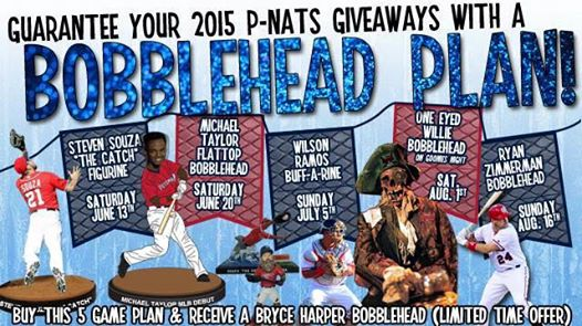 P Nats Bobbleheads 2015