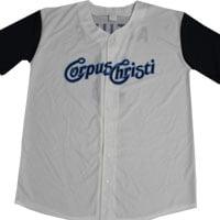 Corpus Christi Hooks_Hooks Navy white Altuve jersey_7-11-15