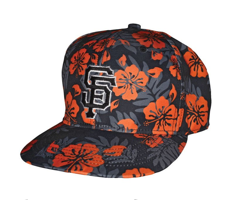 San Francisco Giants_ polynesian_promo hat cap-9-18-15