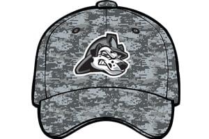 Peoria Chiefs_Camo Hat_5-16-15