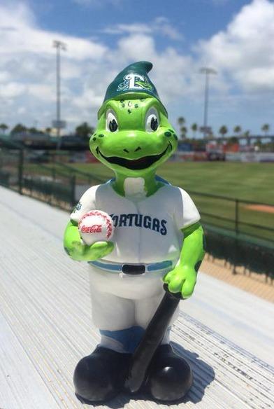 Shelldon Gnome - Daytona Tortugas - Cincinnati Reds (2)