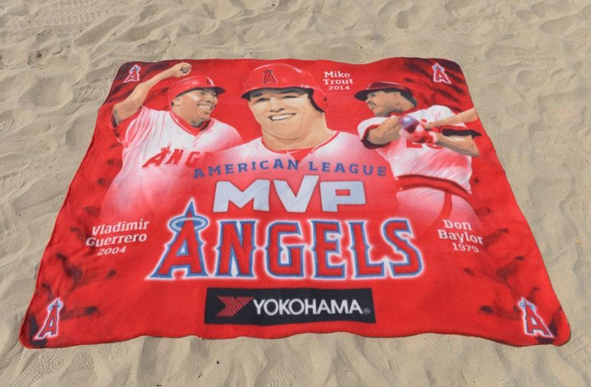 angels fleece blanket - april 24 2015