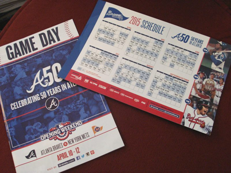 Braves tickets facebook giveaway