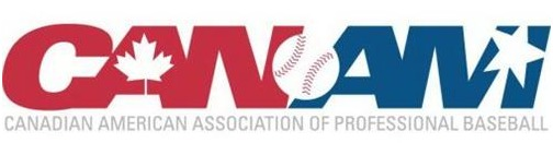 canadian american association of professional baseball logo