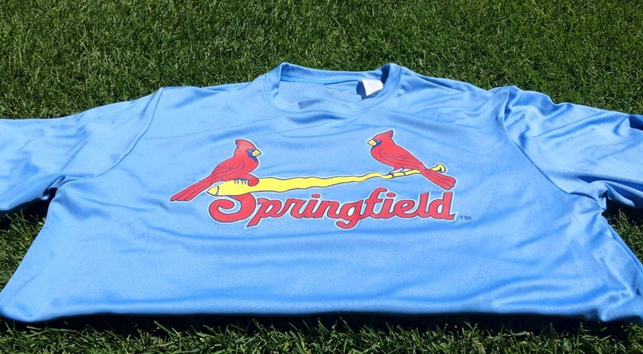 dryfit tshirt - springfield cardinals - st louis cardinals (2)