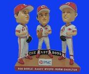 Cincinnati Red_Nasty Boys Triple Bobblehead_4-25-15