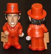 Texas Rangers_Reliant Derek Holland Garden Gnome_4-28-15