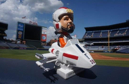 Atlanta Braves_Star Wars bobblehead_7-3-15