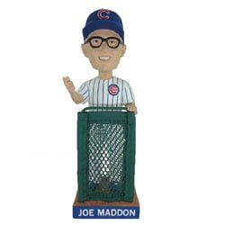 Chicago Cubs_Joe maddon debut bobblehead_6-13-15
