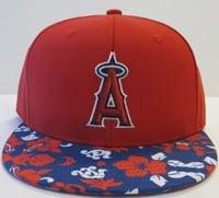 Los Angeles Angels_hawaiian_hat_7-21-15