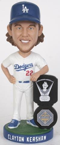 Los Angels Dodgers_clayton kershaw_bobblehead_5-12-15