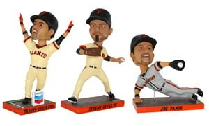 San Francisco Giants_Horoes Bobblehead _6-12-15