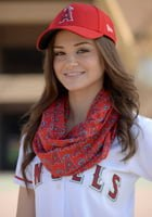Los Angeles Angels_Mothers Day Scarf_5-10-15
