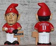 Texas Rangers_Yu Darvish Garden Gnome_9-29-15