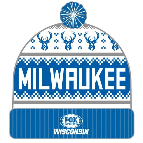Milwaukee Bucks_Ugly Sweater Beanie_12-23-2015