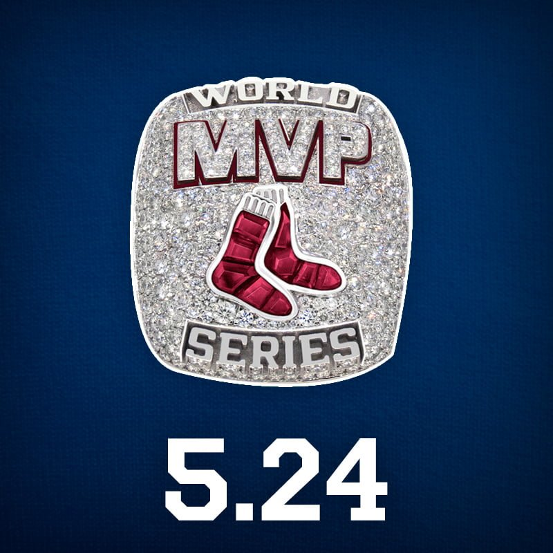 Red Sox Ring Giveaway