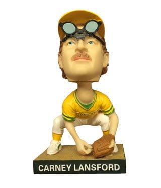 Oakland Athletics Carney lansford Bobblehead_June 13 2004