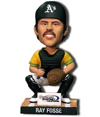 Oakland Athletics Ray Fosse Bobblehead August_13_2011