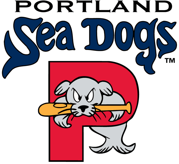 Portland Sea Dogs Team Logo