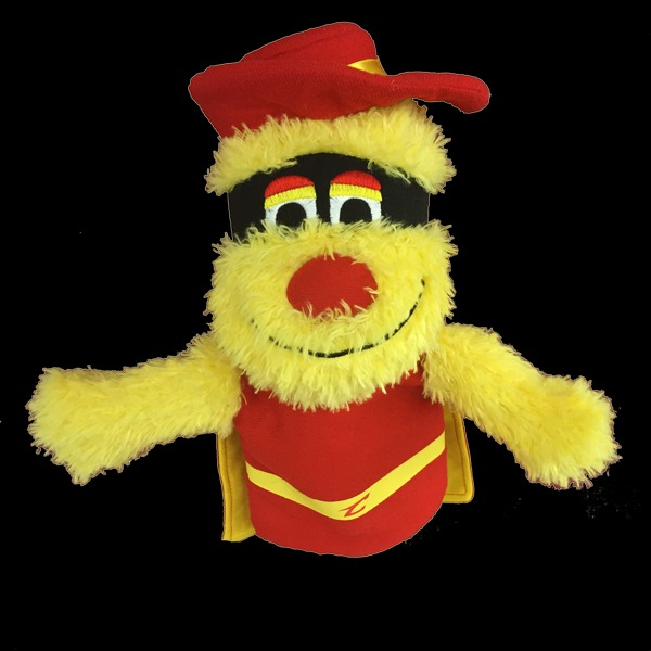 Pozzie Puppet - Canton Charge - 3-5-2016