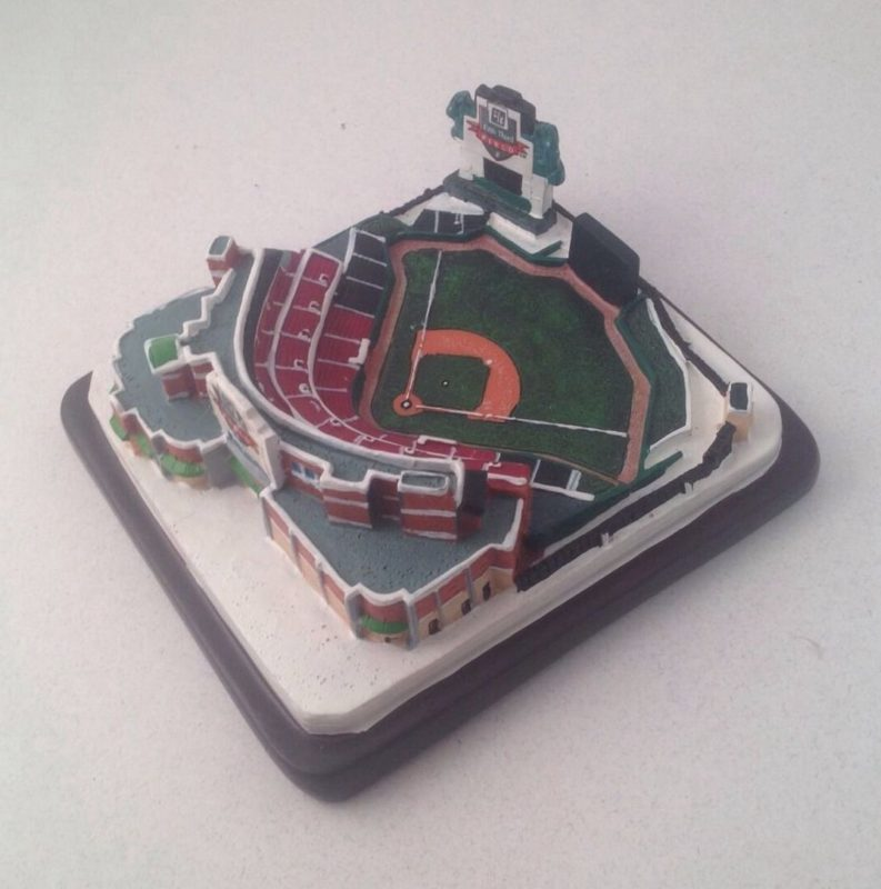 New Dayton Dragons Replica Stadium, Fifth Third Field, Reds