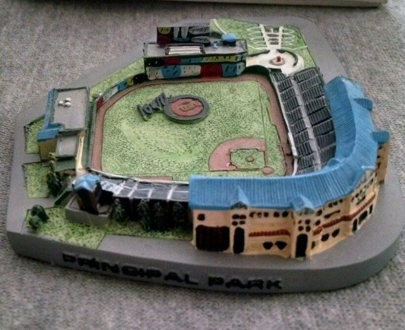 Principal Park Replica Iowa Cubs Stadium
