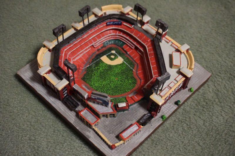 St Louis Cardinals Busch Stadiu Replica