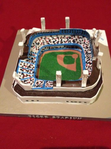 Tigers Stadium Replica