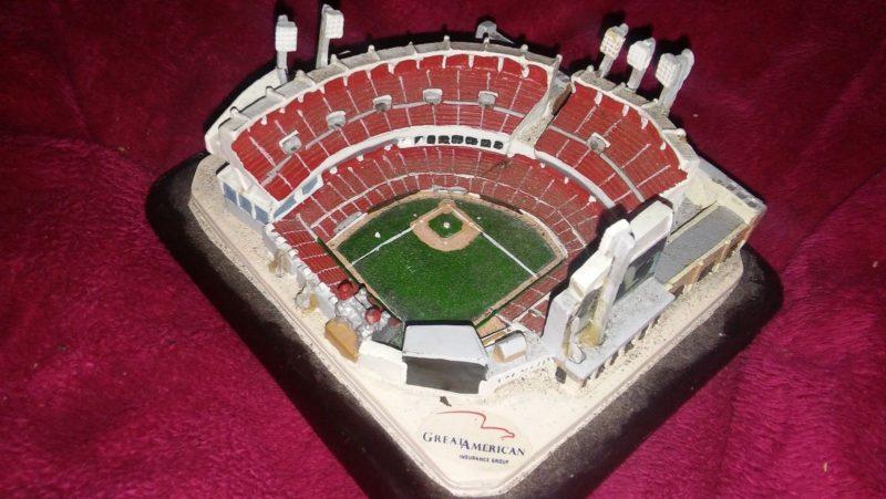cincinnati reds stadium replica ballpark Great American Ball Park