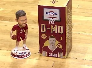 Houston Rockets D MO Bobblehead 4-30-2016