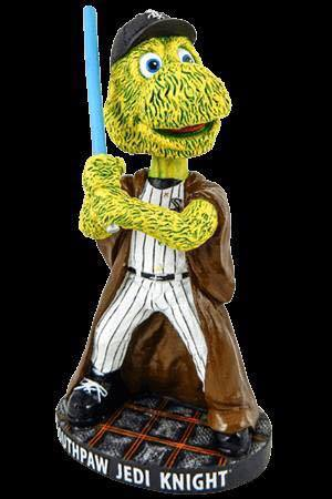 Chicago White Sox Star Wars Southpaw Mascot Bobblehead 2016