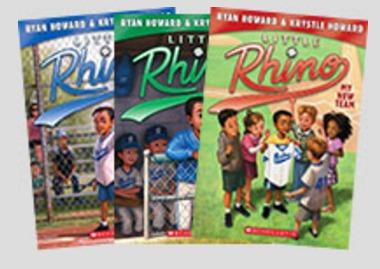 Little Rhino Book - Philadelphia Phillies - 6-8-2016