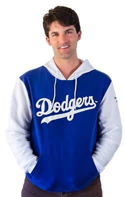 Los Angeles Dodgers Adult Hoodie 4-13-2016